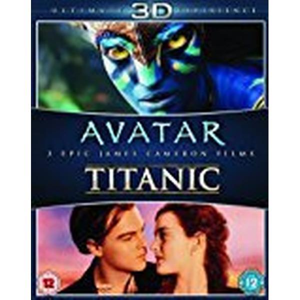 Avatar/Titanic [Blu-ray 3D + Blu-ray] [1997] [Region Free